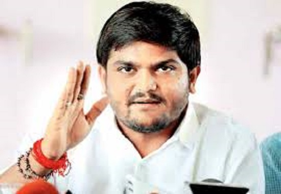 Rajkot Collector to withdraw case on Hardik Patel
