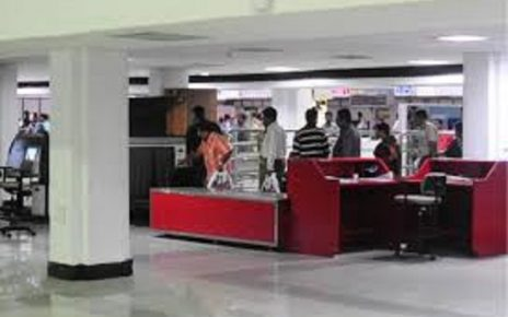 ahmedabad airport customs seized gold