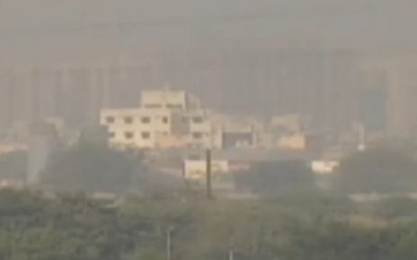 ahmedabad high pollution in air