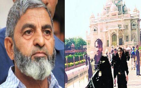 Akshardham terror attack abdul rashid arrested