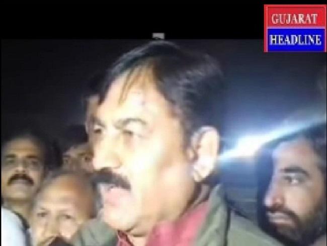 bharatsinh reacts on fake resignation rumour