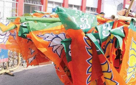 bjp list of 70 candidates released