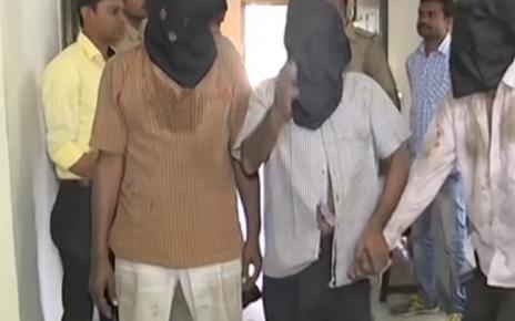 child trafficking gang held in Surat