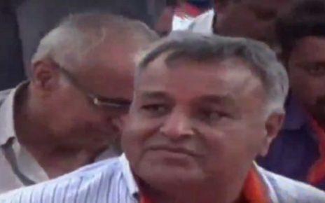 Dinu Bogha Solanki surrender before CBI court