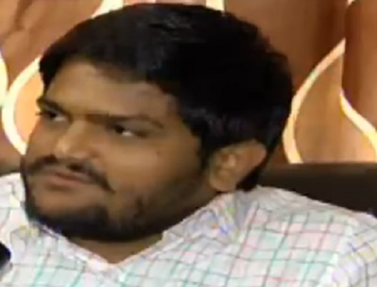 Hardik Patel calls security as a spying activity