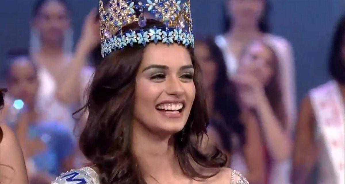 Manushi Chhillar wins miss world 2017