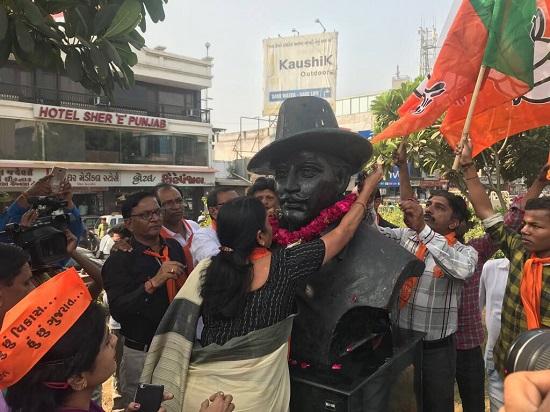 nirmala sitharaman tribute to martyrs