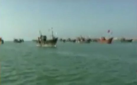 pakistani boats and fishermen arrested from kutch