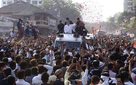 Rahul Gandhi address in Bharuch Jambusar