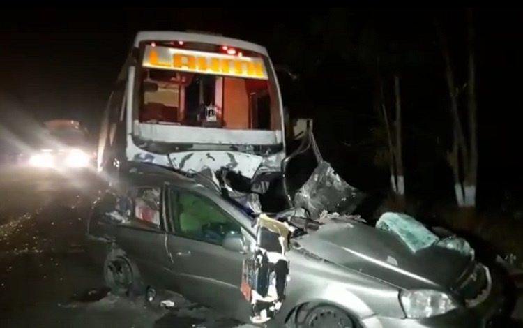 road accident on unjha mehsana highway killed 7