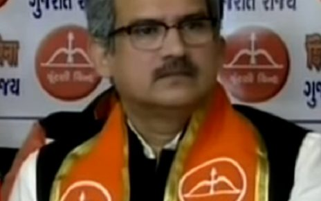 Shivsena to contest in Gujarat Assembly Elections 2017