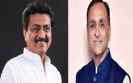 vijay rupani and indranil rajguru to contest in rajkot