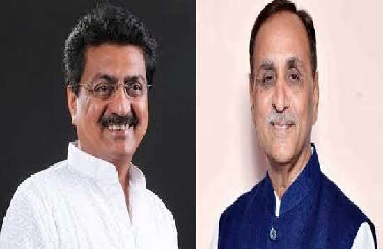 vijay rupani and indranil rajguru to contest in rajkot