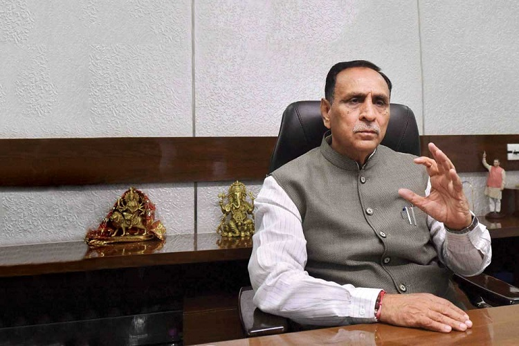 Vijay Rupani office
