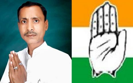 bhupendrasinh-khant to supoort congress