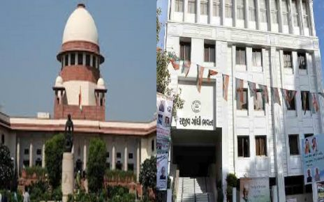 congress's writ petition in supreme court for gujarat election