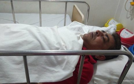 deep rajguru admitted to hospital