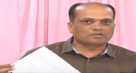 dinesh bambhaniya allegation on hardik property