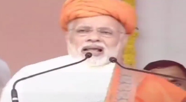 narendra modi address in dhandhuka