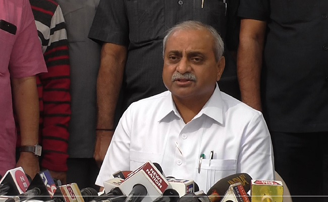 nitin patel says amit shah called me and will assign me important portfolio
