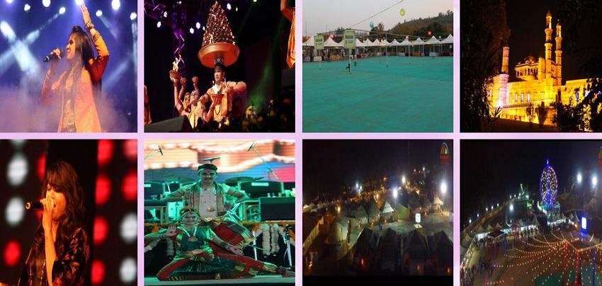 panchmahotsav 2017 attractions