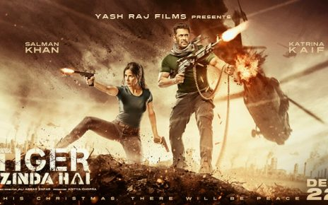tiger zinda hai on dec 22