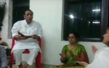 vijay rupani singing bhajan