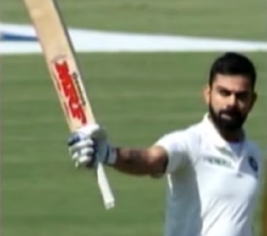 virat kohli 6th double century
