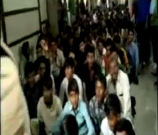ahmedabad hotel owner protest in west zone