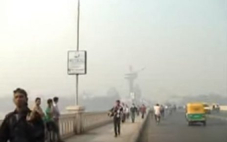 cold wave continues in ahmedabad