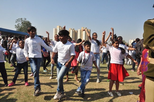 dance competition in ahmedabad