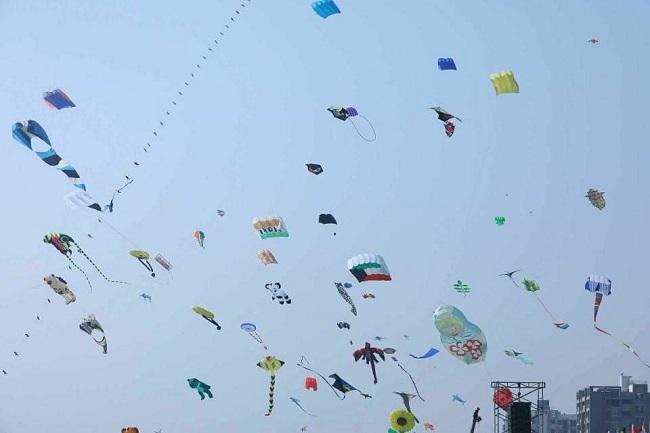kite festival in ahmedabad