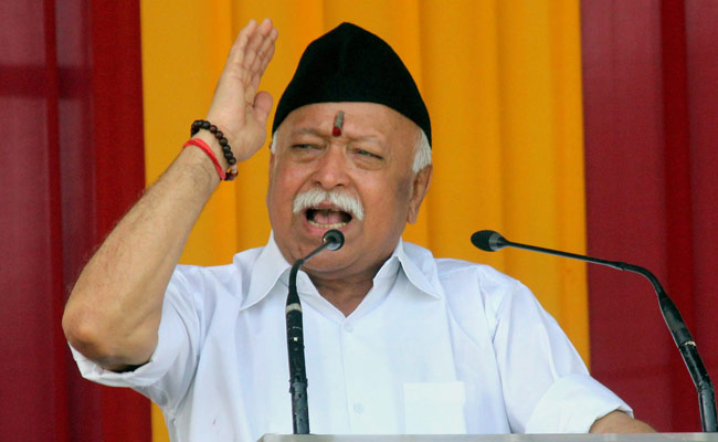 mohan bhagwat on theory of social contract