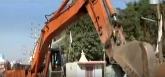 surendranagar palika excavation for 3 years