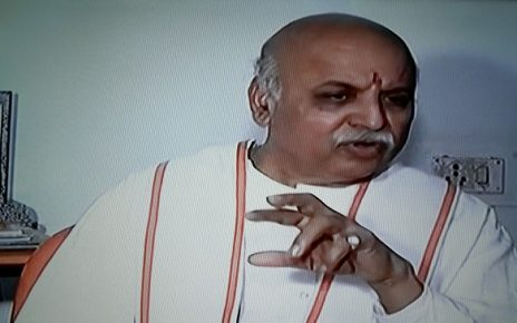 togadia to appear before ahmedabad metro court