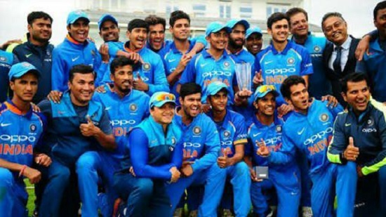 under 19 india team wins over pakistan