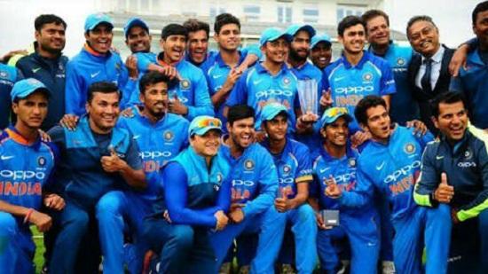 under 19 india team wins over pakistan