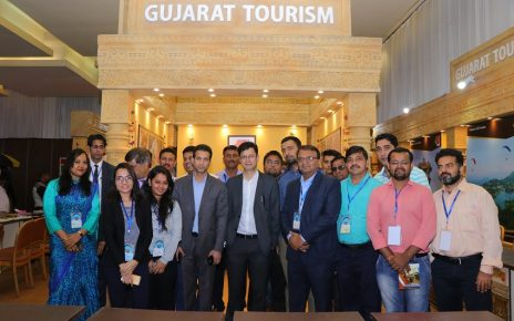 ITM AT GUJARAT TOURISM IN AHMEDABAD