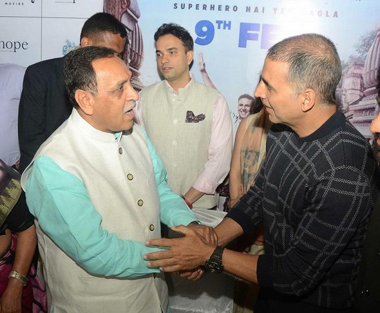 akshay kumar thanks to vijay rupani