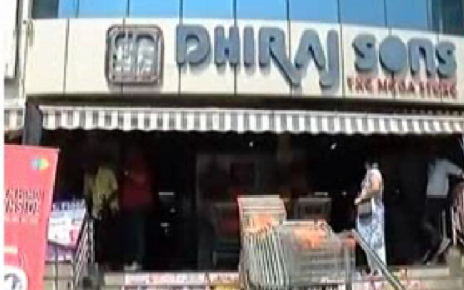 dhiraj sons mega store in surat