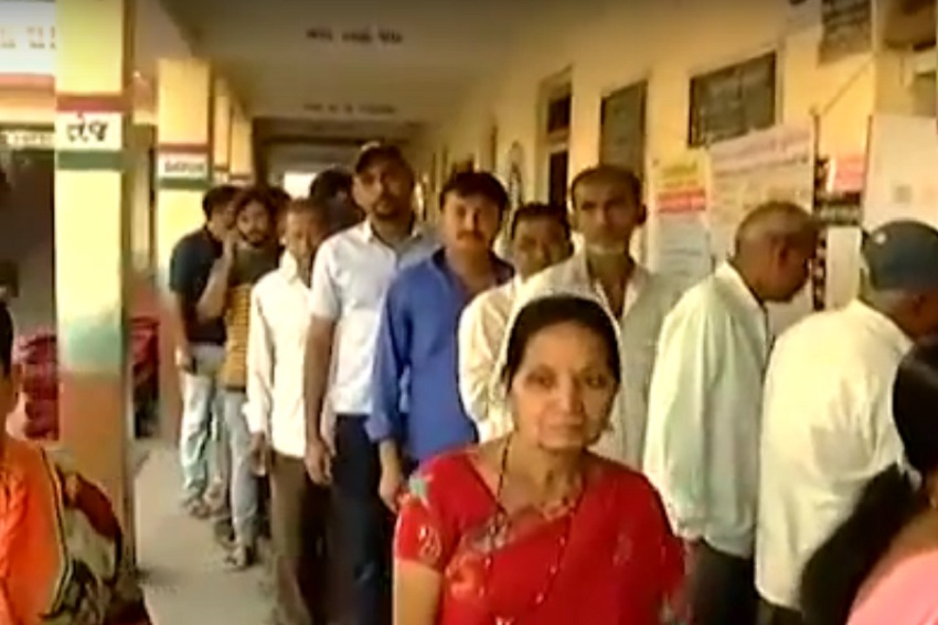 gujarat local body elections for 75 municipalities