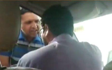 jignesh mevani faces police dadagiri in ahmedabad