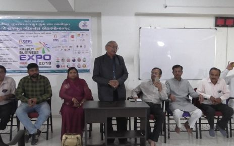 rajput business expo 2018 in ahmedabad