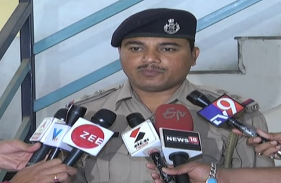 ramol police inspector women eggs case