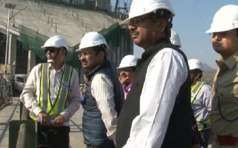 statue of unity to be over by 31 october