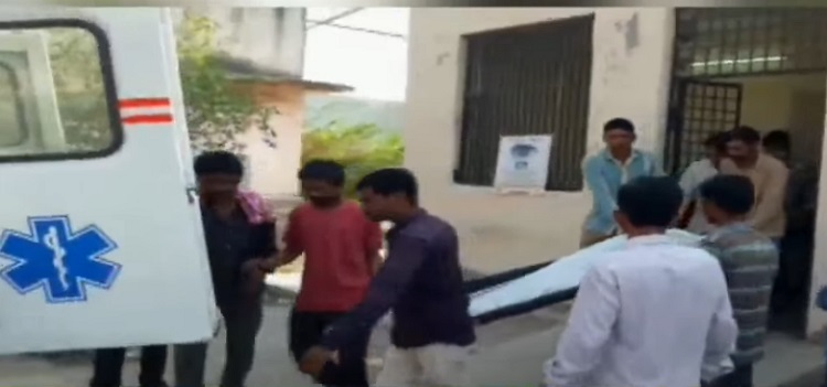 surendranagar murder of youth bjp leader booked