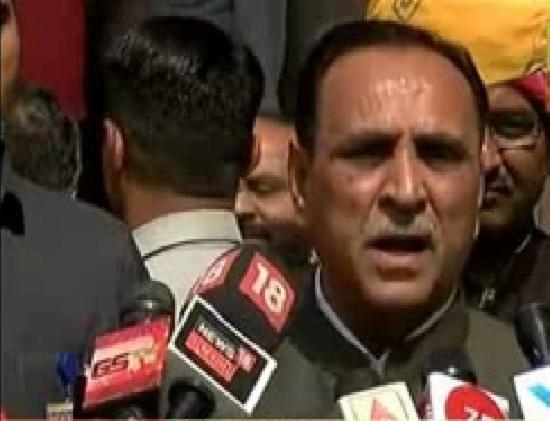 vijay rupani talks on one election in India