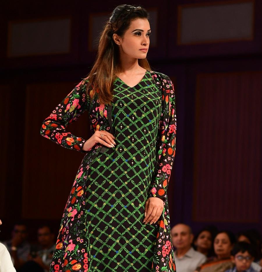 Solunaris - YOU.NIQUE' Fashion Show in Ahmedabad