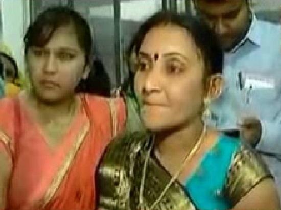 bjp wins gandhinagar seat
