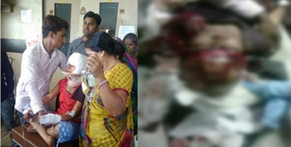 botad girl brutally beaten and physically tortured